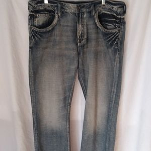 Buffalo David Bitton Kasey Relax Fit Jeans 38x32